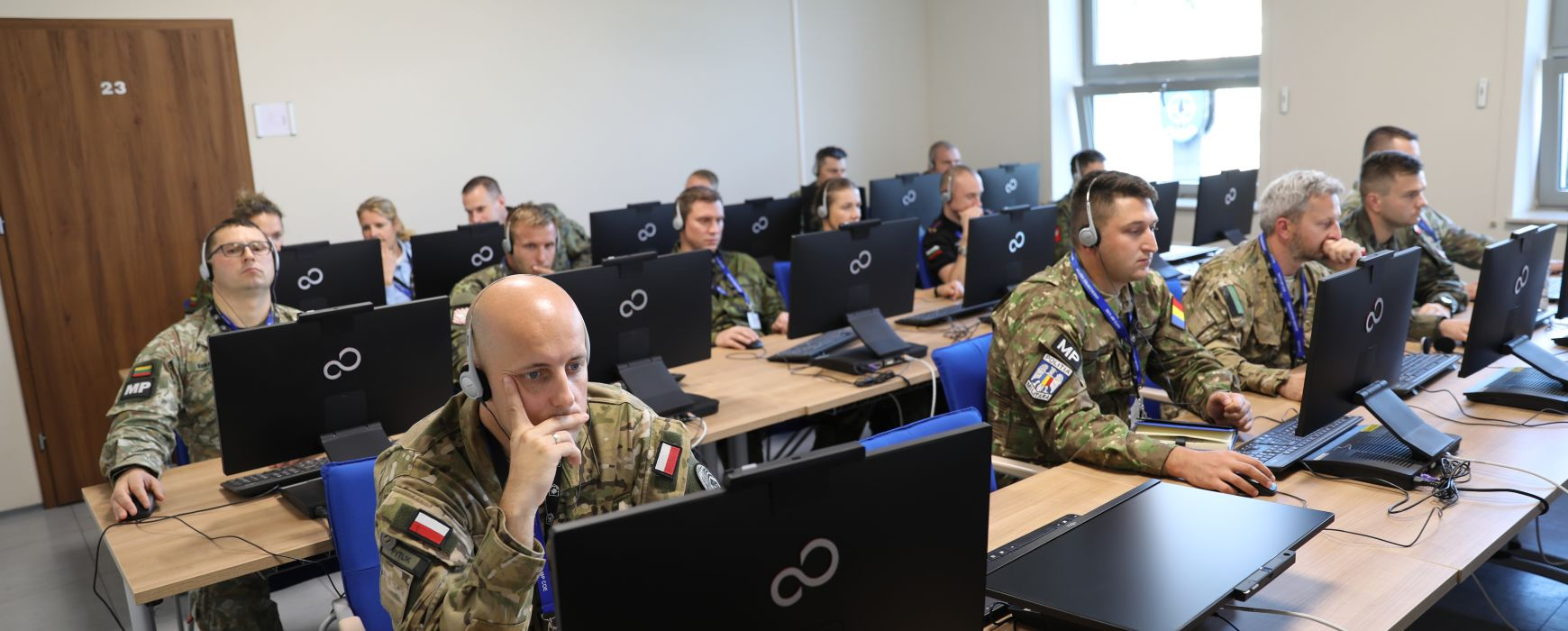 NATO Military Police Junior Officer Course (MPJOC20)